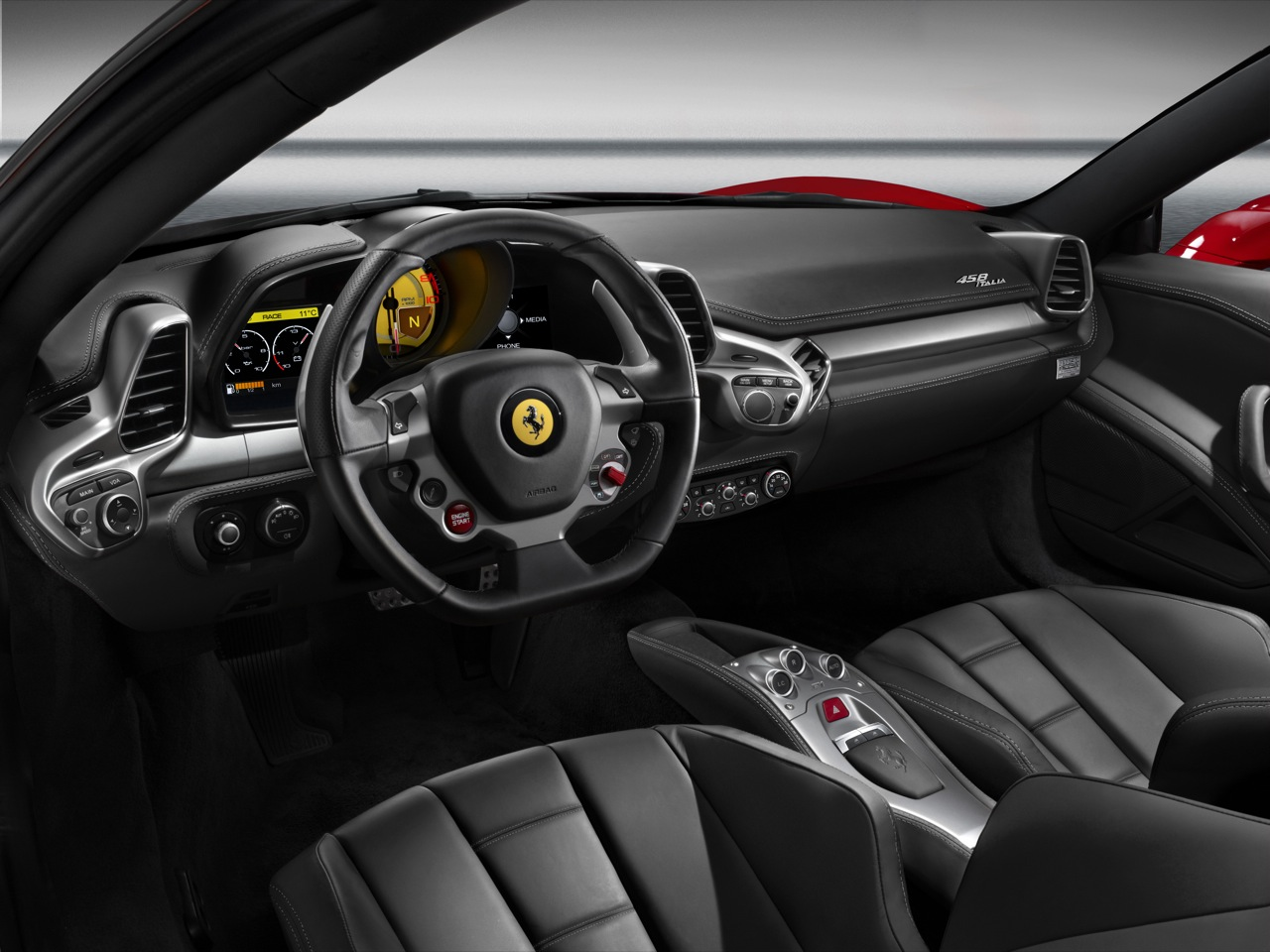 ferrari italia 458 - Ferrari Italia 458